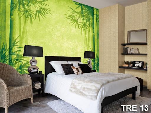 Kinh nghiệm mua giấy dán tường trang trí và mẫu giấy dán tường đẹp
