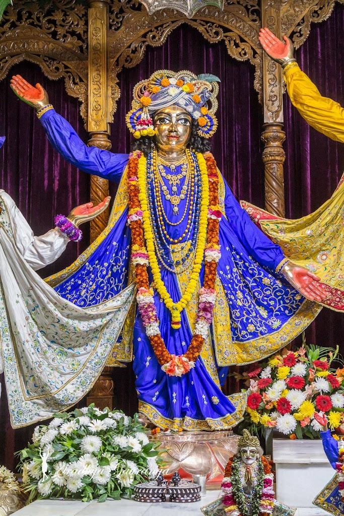 ISKCON Mayapur Deity Darshan 11 Jan 2017 (8)