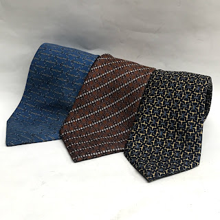 Hermès Tie Trio