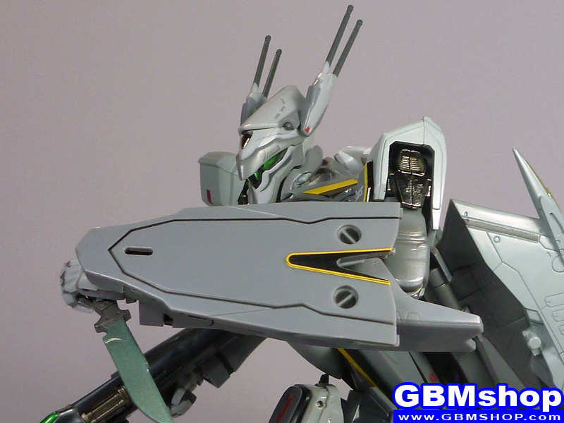 Macross Frontier VF-25S Renewal Version Battroid Mode