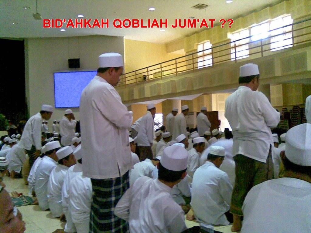 Hukum Shalat Sunnah Qabliyah Jum'at