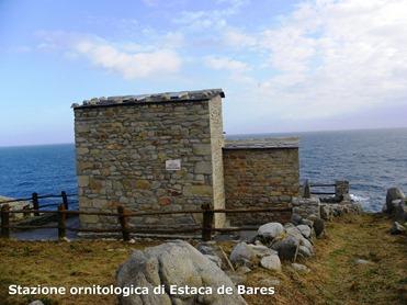 Stazione ornitologica di Estaca de Bares