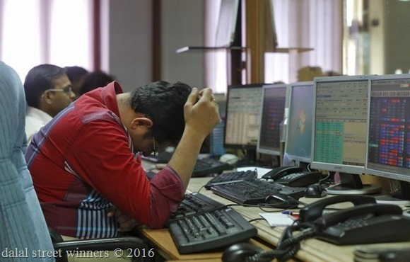 India Markets reaction