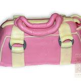 23. kép: Formatorták (lányoknak) - Lila táska torta