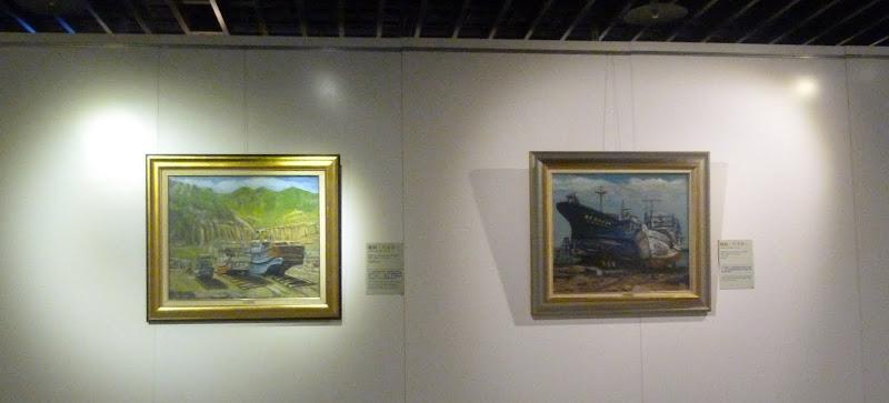 Taipei. Evergreen Maritime Museum. - P1340971.JPG