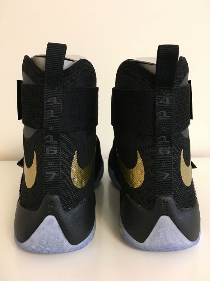 137a71d63b214 ... Detailed Look at LeBron Soldier 10 Game 5 Forty Ones Thats Gone Now ...