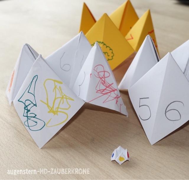 augenstern hdzauberkrone unterwegs mit kindern origami wir falten zusammen. Black Bedroom Furniture Sets. Home Design Ideas