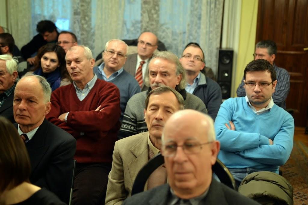 Conferinta Calvarul prizonierilor de razboi romani pe frontul de 057