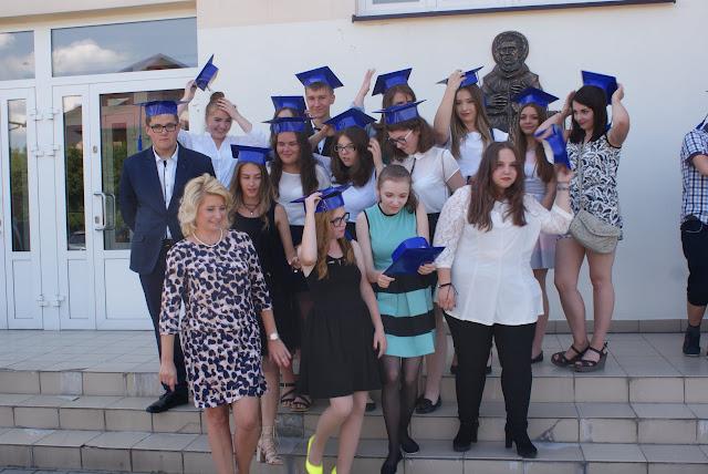 Pożegnanie klas trzecich gimnazjum - DSC06376.JPG