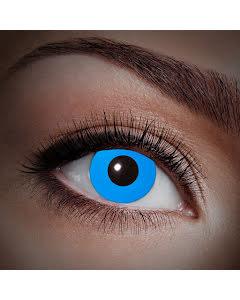 Färglinser UV blå 1 år