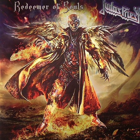 2014 - Redeemer of Souls - Judas Priest