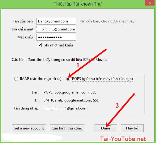 Cách sao lưu tất cả email trong tài khoản Google Gmail + Hình 5