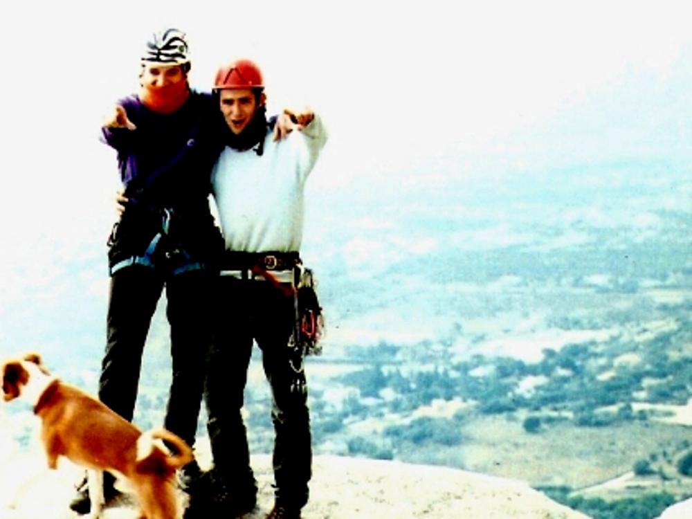 2003 · La Cabrera, cumbre del Pico de la Miel
