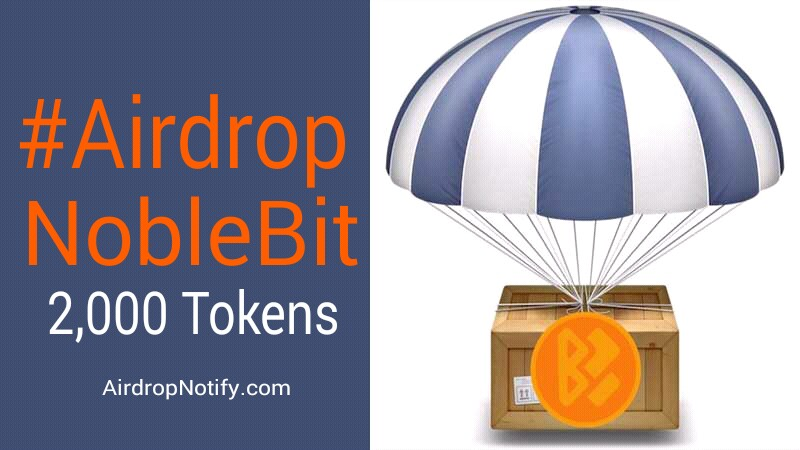 NobleBit (NBT) Crypto Airdrop Alert | Airdrop Coin 2018