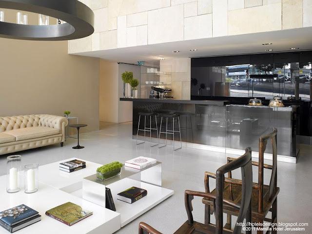 Mamilla hotel Jerusalem_Moshe Safdie_Piero Lissoni_11_Les plus beaux HOTELS DESIGN du monde