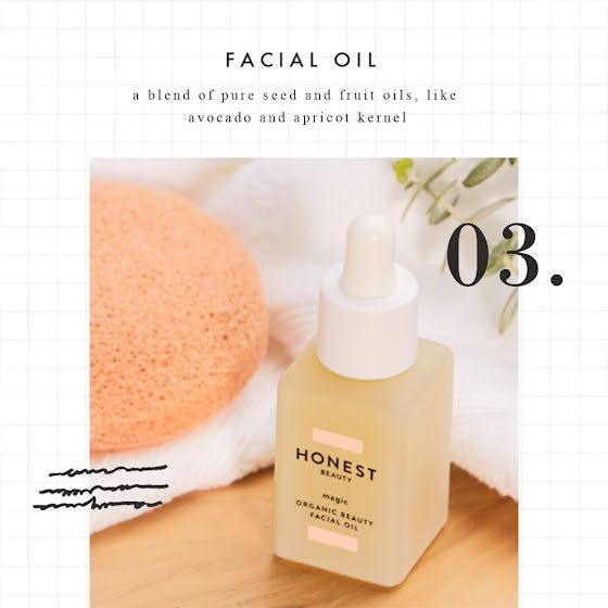 Facial Oil - Instagram Post Template