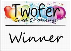 Twofer Card Challenge