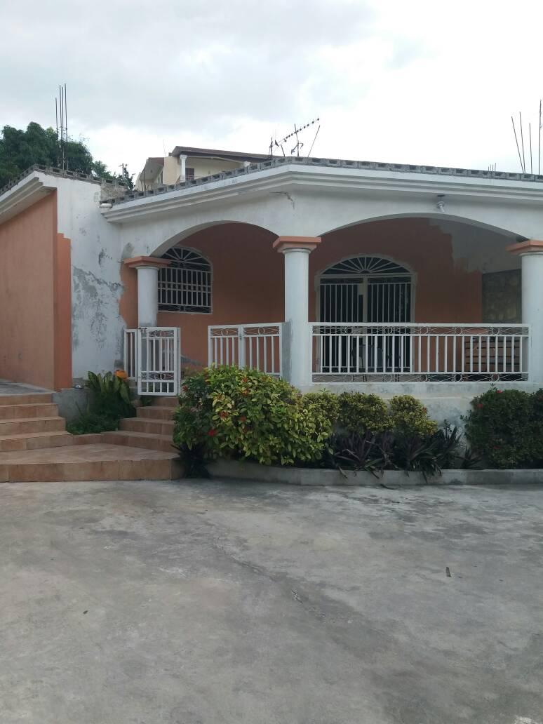 Maison vendre petionville - Chambre des courtiers immobiliers ...