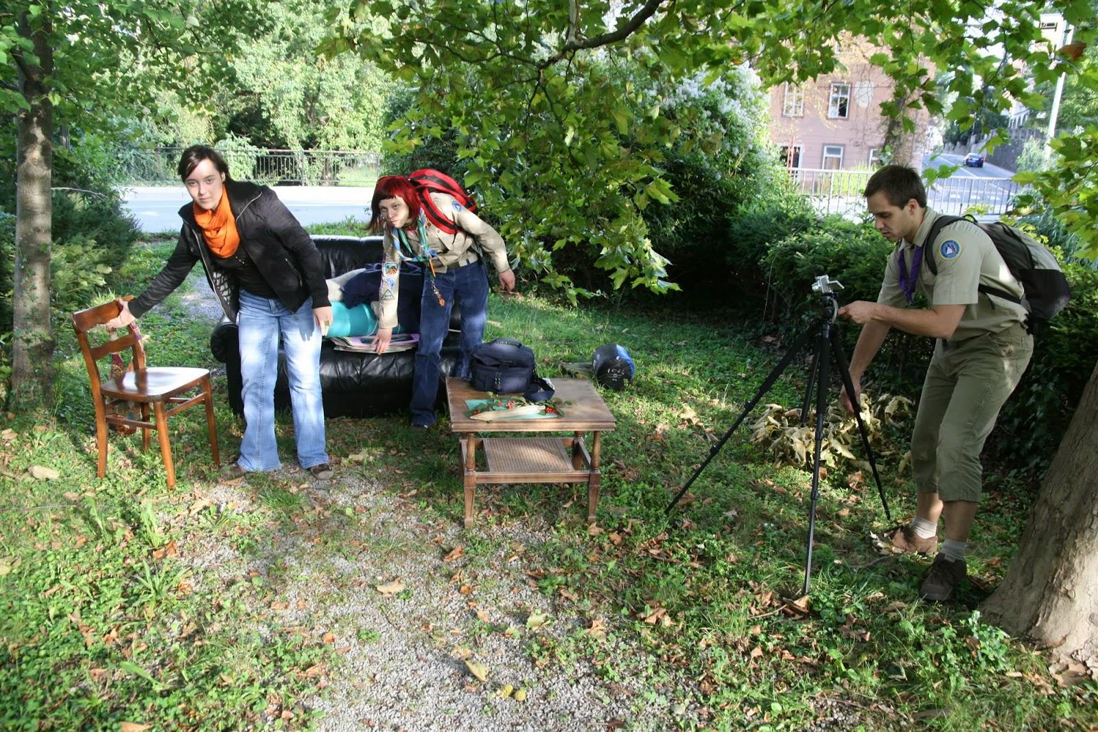 Snemanje propagandne reportaže, Ilirska Bistrica 2007 - IMG_4111.jpg