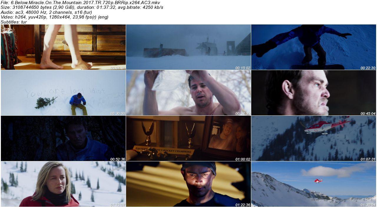 Sıfırın Altında Dağdaki Mucize 2017 - 1080p 720p 480p - Türkçe Dublaj Tek Link indir