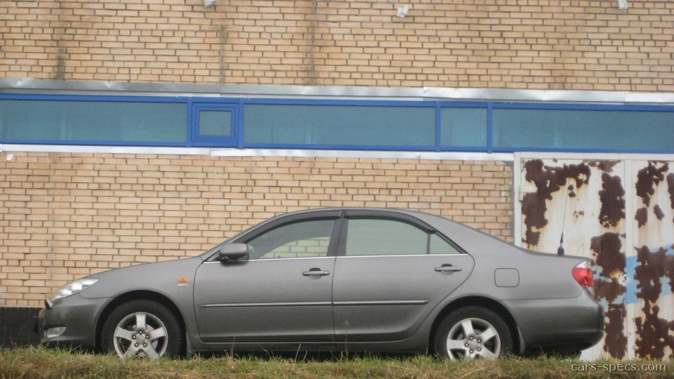 2003 toyota camry sedan specifications pictures prices. Black Bedroom Furniture Sets. Home Design Ideas