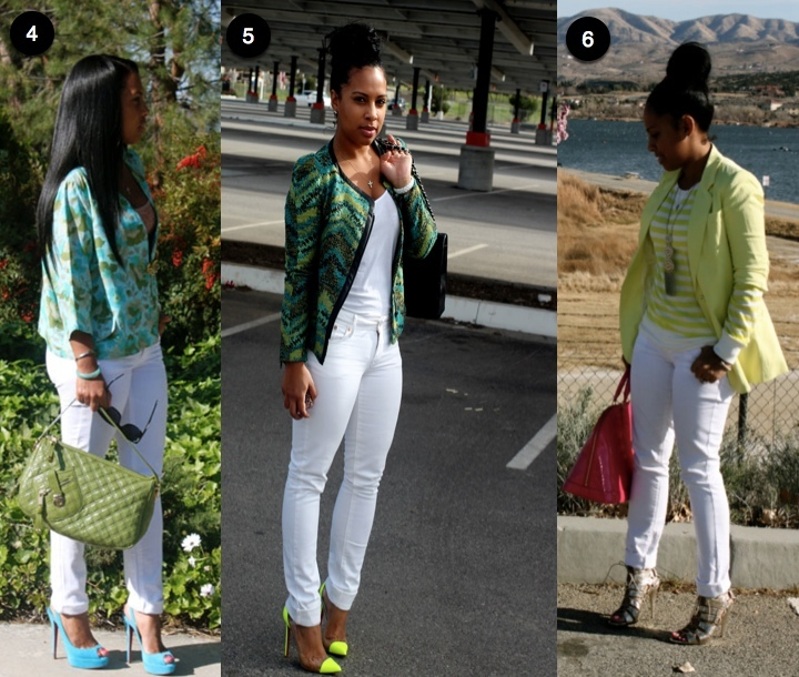 THE AMAZING WHAT TO WEAR WITH JEANS IN SUMMER FOR LADIES 9