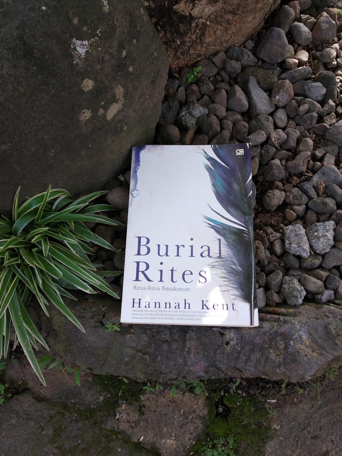 Review Novel Burial Rites