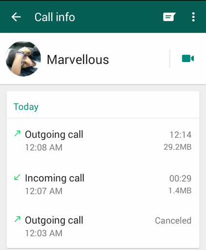 WhatsApp Video Calling Is Now Available For All Users 1