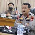 Kapolda Banten Akan Tindak Tegas Oknum Polisi Brigadir NP Sesuai Dengan Aturan Berlaku