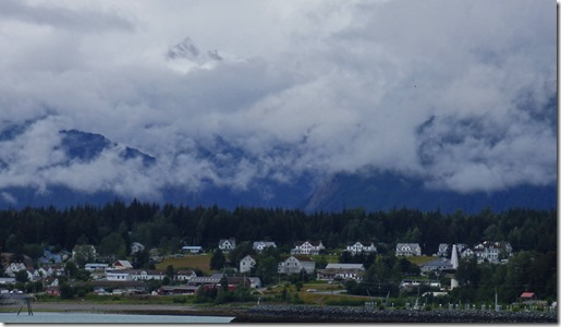 Historic Fort Seward in Haines Alaska
