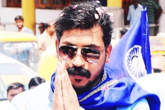 दिल्ली-गाजीपुर बॉर्डर पर प्रदर्शन में शामिल हुए भीम आर्मी प्रमुख, कहा-इस लड़ाई में हम किसानों के साथ