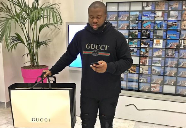 Hushpuppi Begs For Money On Snapchat Then This Happened (Photos)