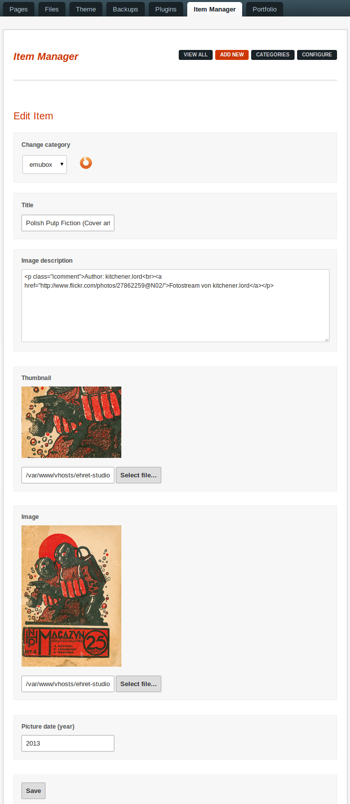 GetSimple Support Forum - EmuBox component (FancyBox Emulator)