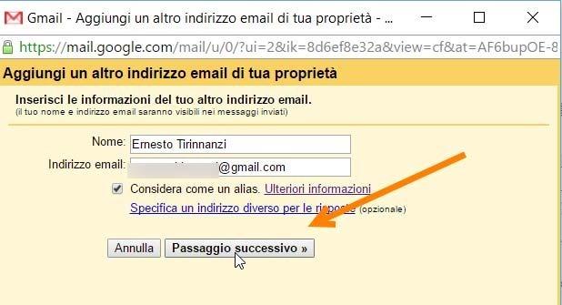 indirizzo-gmail-mittente