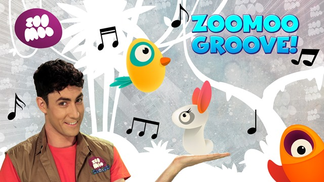 ZooMoo Groove Promotional Poster