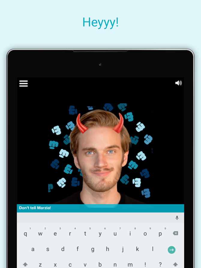 Pewdiebot Android 10