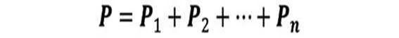 Las leyes de los gases: de boyle, de Charles, de Gay Lussac, de Avogadro y de Dalton - Fórmula de la ley de las presiones parciales de Dalton - sdce.es - sitio de consulta escolar