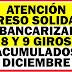 Banco Caja Social y el pago del Ingreso Solidario a no bancarizados