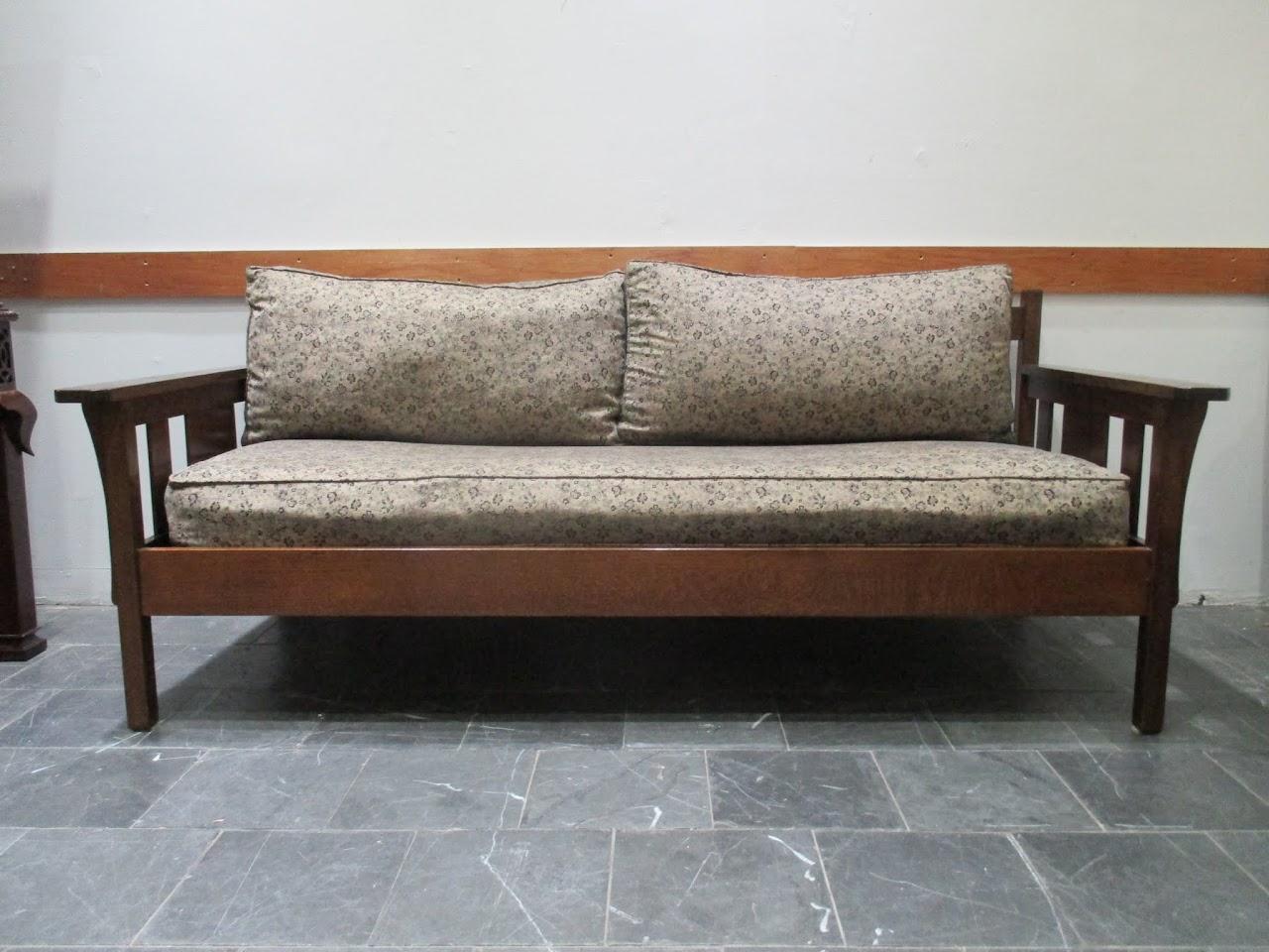 Mission Style Sofa Shophousingworks
