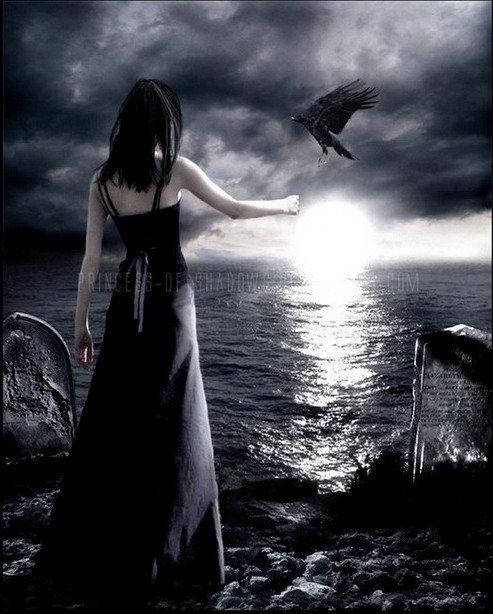 Black Water, Black Magic