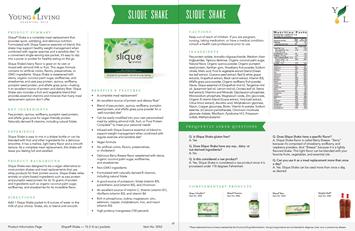 Slique Shake PDF