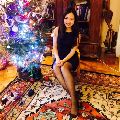 #StudyAbroadBecause I am a global citizen - Charlotte Chen