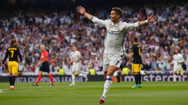 Champions League: Ronaldo sets new record