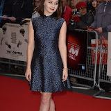OIC - ENTSIMAGES.COM - Jessica Barden at the  BFI London Film Festival Dare Gala premiere of The Lobster in London 13th October 2015  Photo Mobis Photos/OIC 0203 174 1069