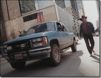 GMC Sierra Pick-up Walker Texas Ranger