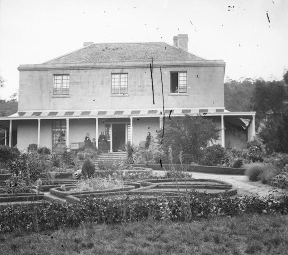 Summerhome, from John Smith Collection-Early dry plates