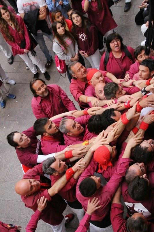 Actuació 20è Aniversari Castellers de Lleida Paeria 11-04-15 - IMG_9069.jpg