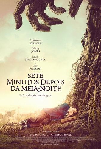 Sete Minutos Depois da Meia-Noite - Filme - Pôster nacional