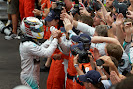 Lewis Hamilton not happy with 2nd place