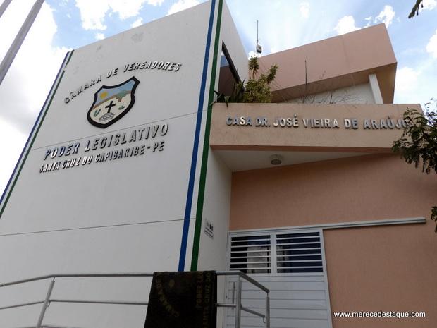 TCE-PE dá prazo de 60 dias para que Concurso Público da Câmara de vereadores de Santa Cruz do Capibaribe seja realizado